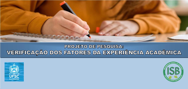 Pesquisa sobre a Formação e Experiência Acadêmica dos Discentes do ISB/UFAM